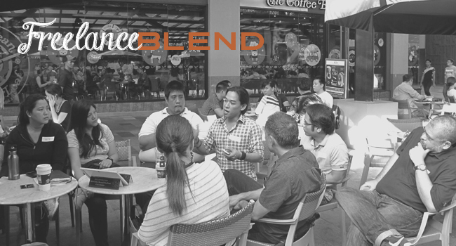 Freelance Blend Meetup Group