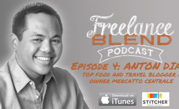 FBP 004: How to Capitalize on the Biggest Trends in Business by Top Food and Travel Blogger – Anton Diaz (Part 1)