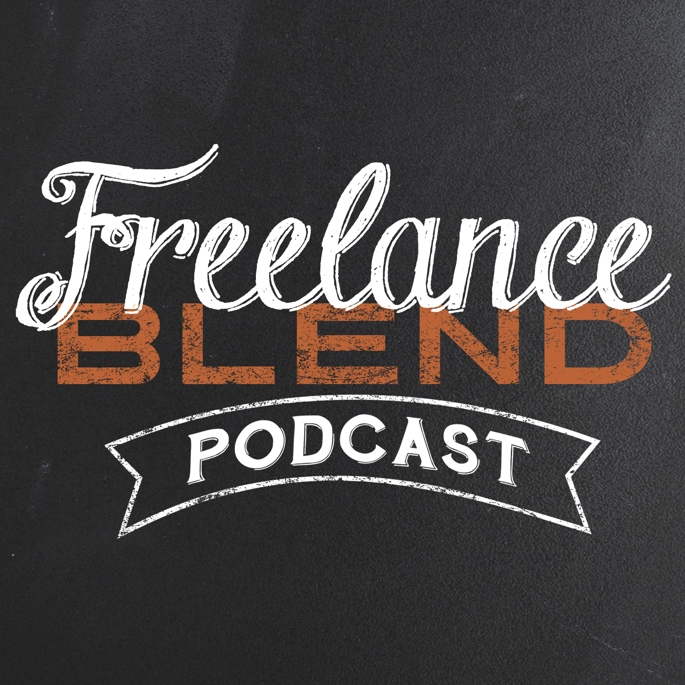 Freelance Blend Podcast Artwork