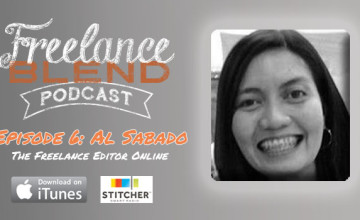 FBP 007: How to Establish a Flourishing Career as a Freelance Editor with Al Sabado