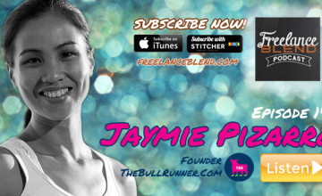 FBP 014: From Non-Athlete To Running Maven – Jaymie Pizarro of TheBullRunner.com