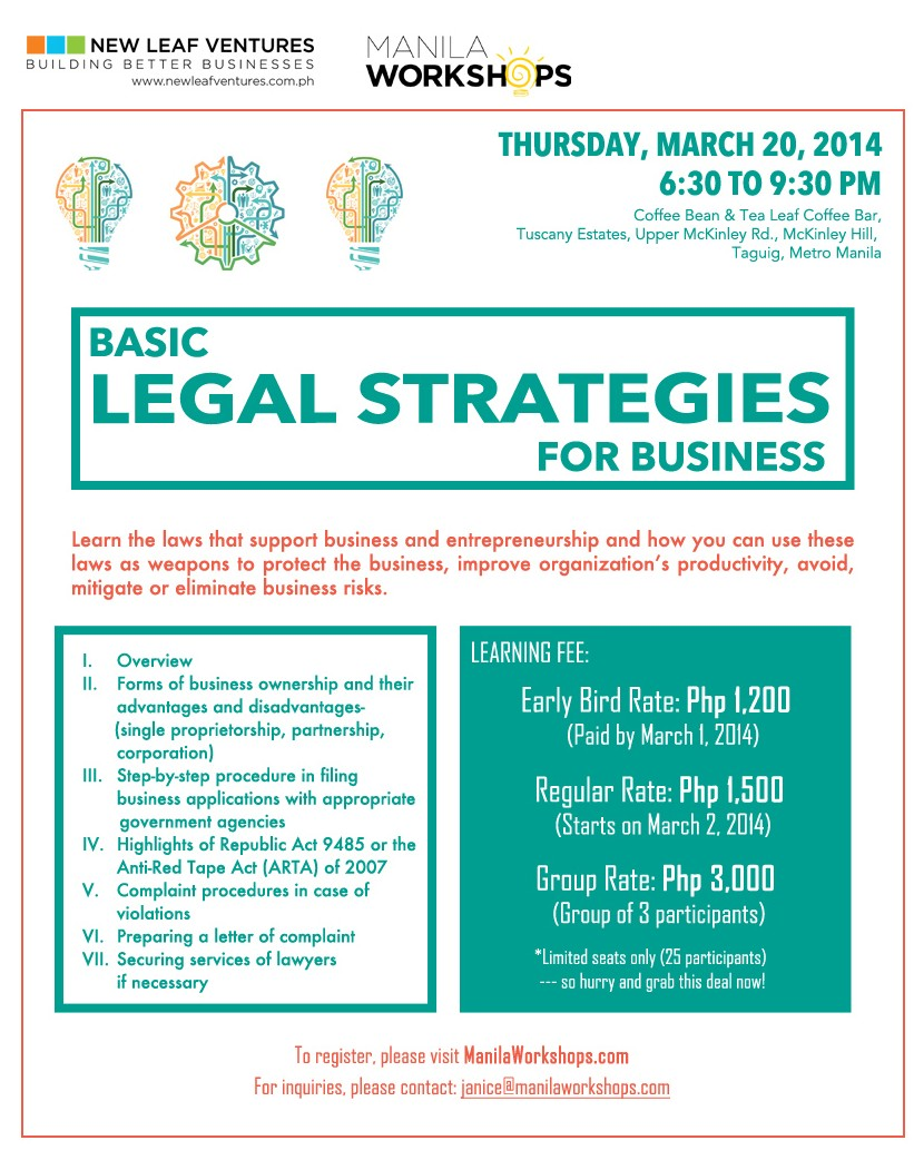 Basic-Legal-Strategies-Workshop-FreelanceBlendManila_v2