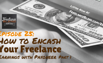 FBP 025: How to Encash Your Freelance Earnings With Payoneer