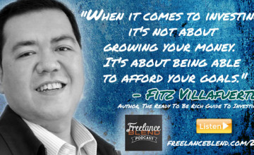 FBP 028: The 3 Steps to Financial Freedom with Fitz Villafuerte