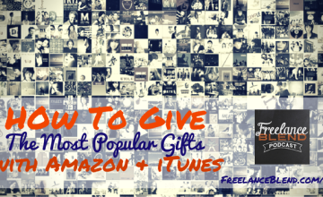FBP 031: How to Give the Most Popular Gifts with Amazon and iTunes
