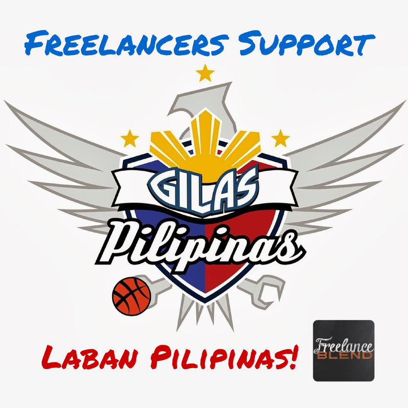 Freelancers Support Gilas