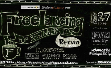 Freelancing for Beginners 1.0 – The Rerun (Sept 27, 2014)