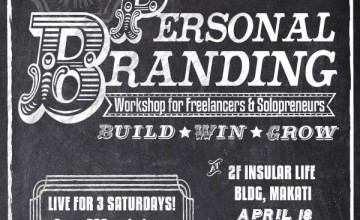 The Personal Branding Workshop for Freelancers and Solopreneurs: Build a Powerful Personal Brand. Win More Customers. Grow as An Influencer.