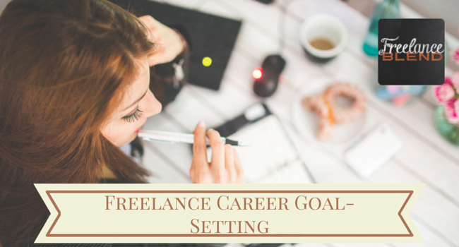 Freelance Career Goal-Setting