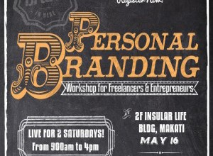 New and Improved: Personal Branding Workshop for Freelancers and Entrepreneurs
