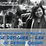 FBP 054: Leaving a Design Agency to Become a Freelance Packaging Designer with Len Lopez of DesignCrowd