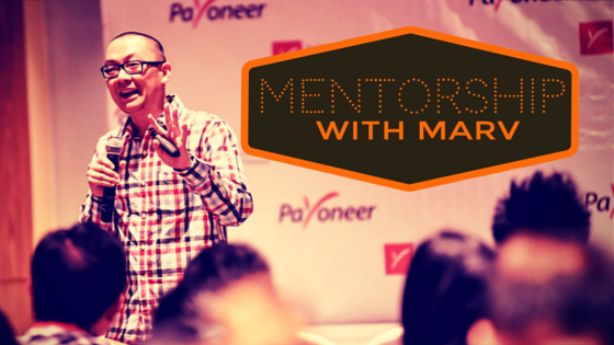 Mentorship With Marv Poster-2