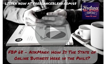 FBP 068: [AskMarv] How Is The State of Online Business in The Philippines?