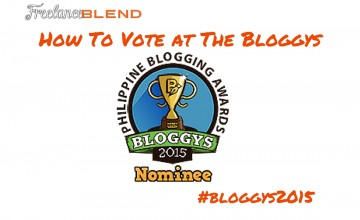 How to vote at the #bloggys2015