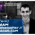 FBP 074: How to Freelance for Big Brands with Bram Warshafsky of 5Crowd