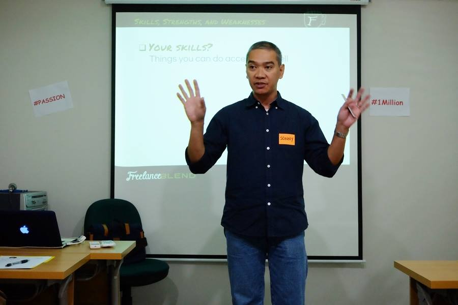 Personal Branding Workshop 2- Sonny del rosario-lifequest