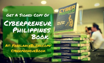 [New Book] Cyberpreneur Philippines – An Online Business Start-up Guide for Filipinos (Get an Autographed Copy!)