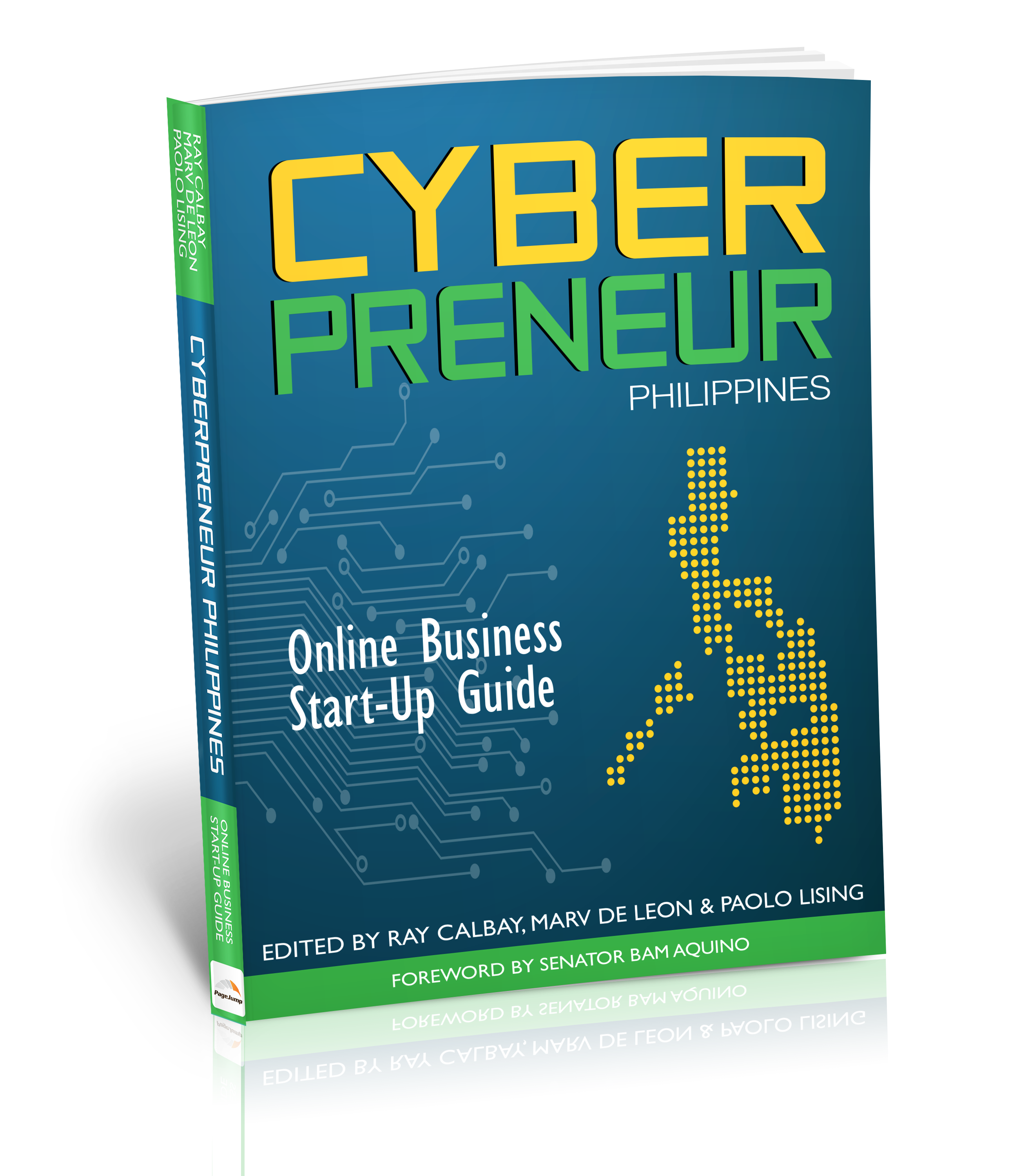 Cyberpreneur Philippines: The Online Business Start-Up Guide