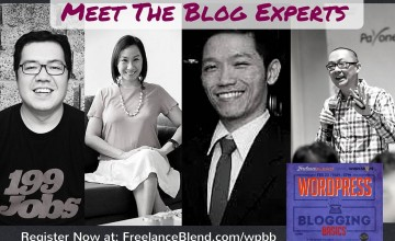 Meet The Blog Experts at the WordPress Blogging Basics workshop