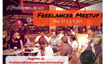 New Meetup: Freelancer Meetup in Makati