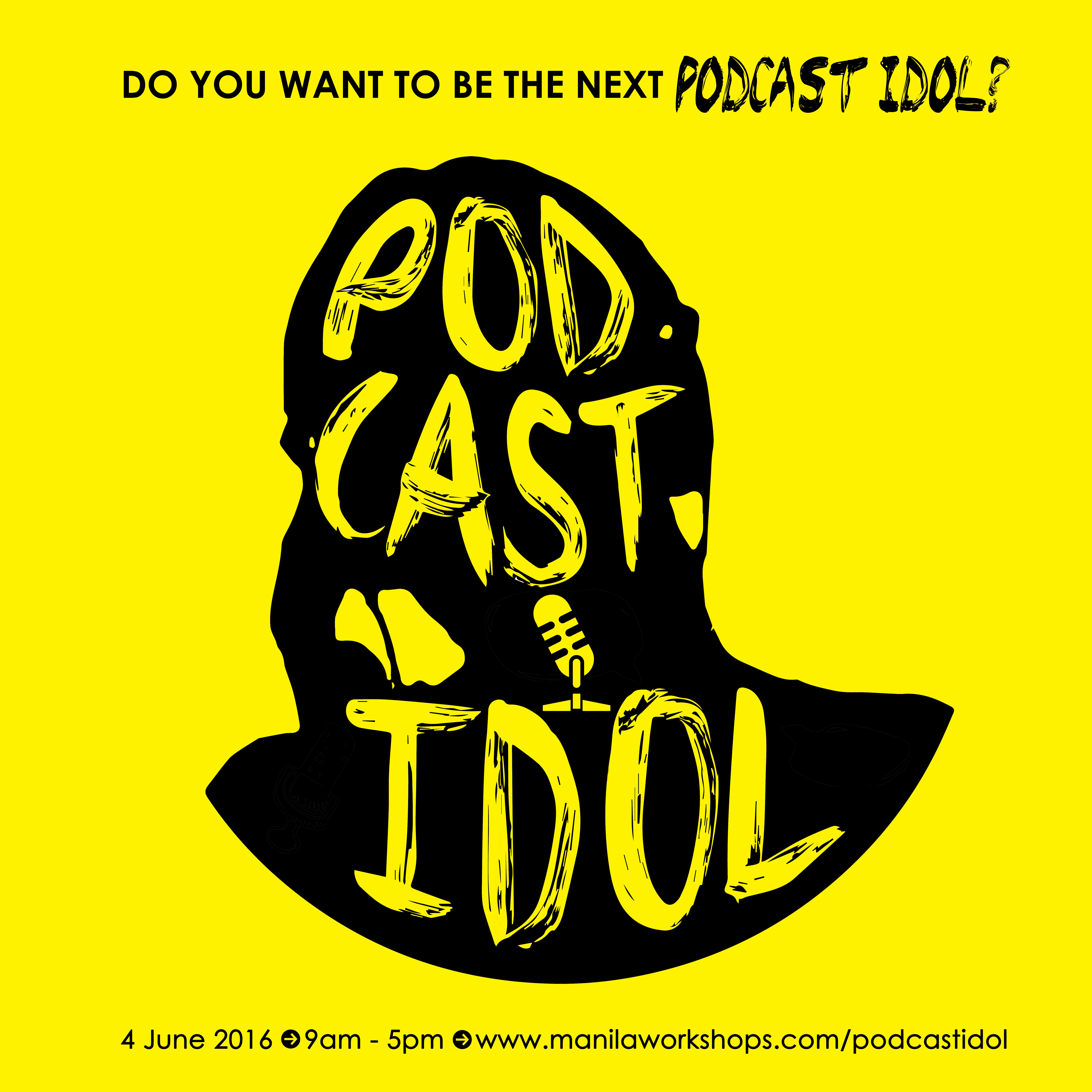 Learn How to Podcast: Join the Podcast Idol Workshop on June 4