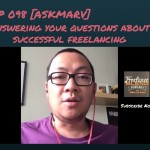 FBP 98: [AskMarv] Answering your questions about successful freelancing
