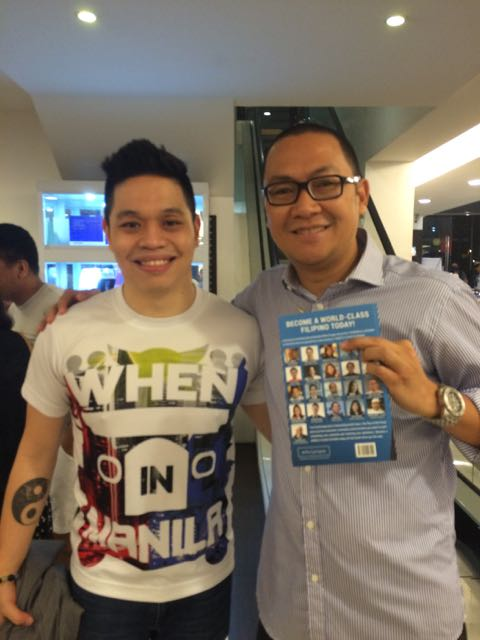 Vince Golangco of When In Manila