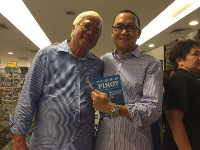 With my idol, Tony Meloto of Gawad Kalinga