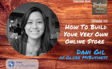 FBP 113: How To Build Your Very Own Online Store with Dani Gil of Globe myBusiness