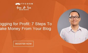 {New Webinar}: Blogging For Profit