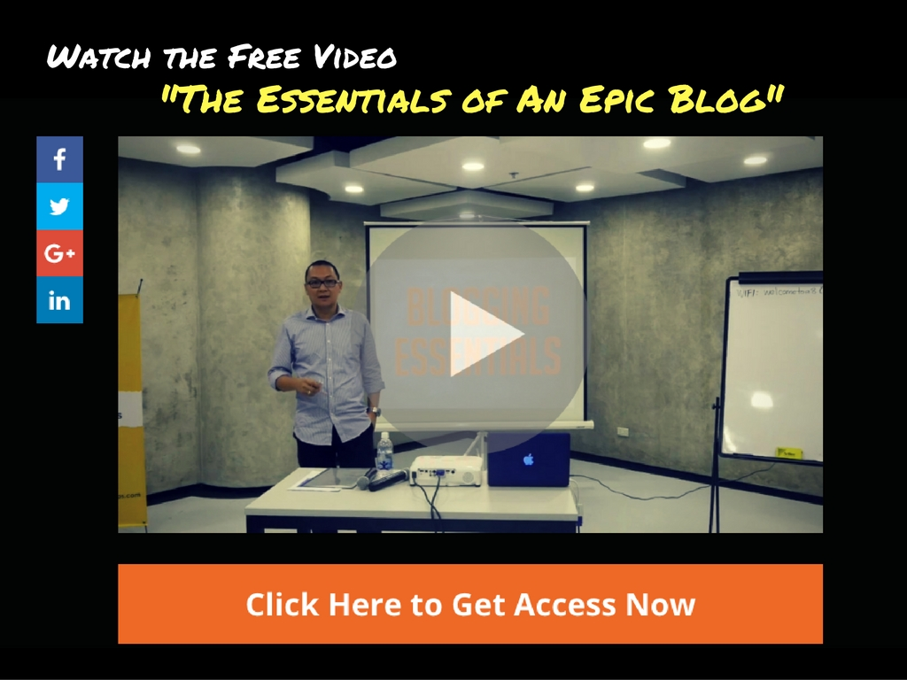 free-video-blogging-essentials-poster