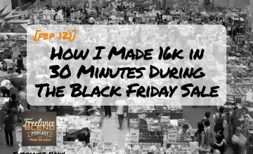 FBP 121: How I Made P16k in 30 Minutes During The Black Friday Sale