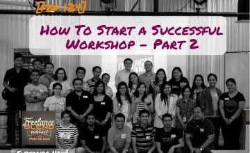FBP 124: How To Start a Successful Workshop – Part 2