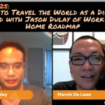 FBP 125: How to Travel the World as a Digital Nomad with Jason Dulay of Work From Home Roadmap