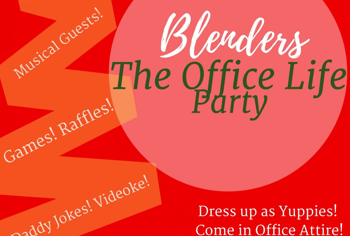 "Let's Celebrate! Join Our Blenders ""The Office Life"" Party 2017"