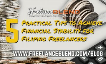 5 Practical Tips To Achieve Financial Stability For Filipino Freelancers