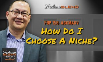 FBP 158: AskMarv – How Do I Choose a Niche?