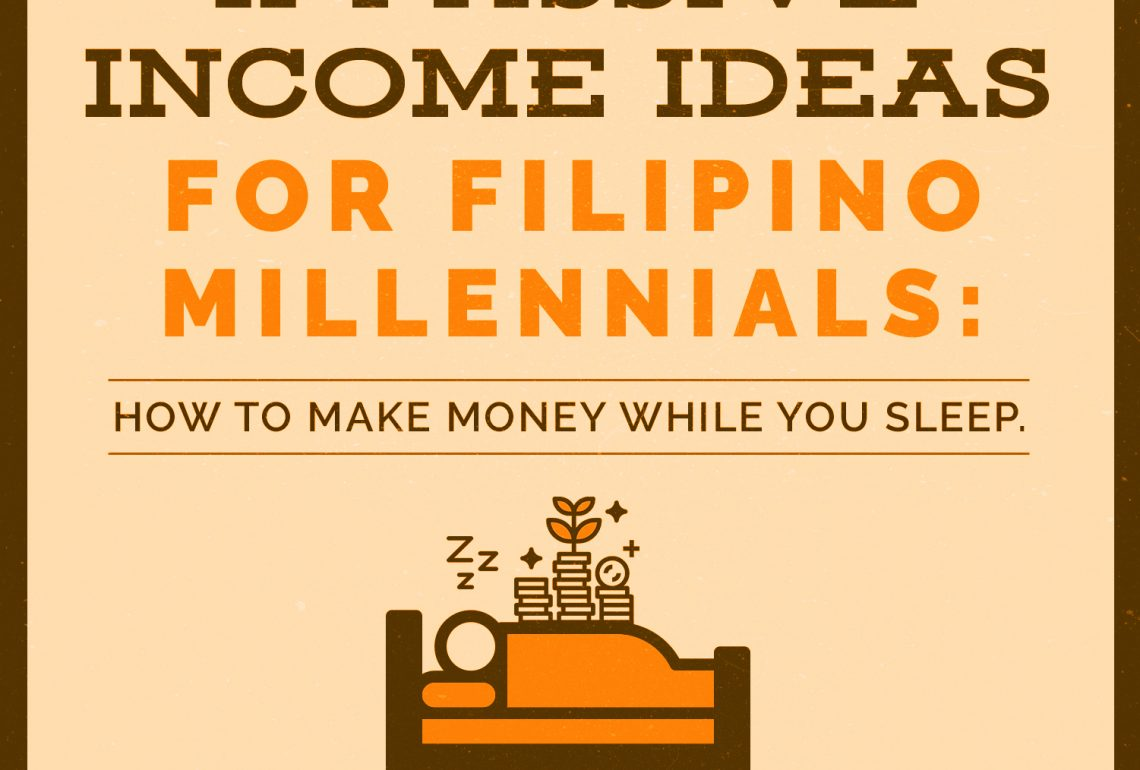 11 Passive Income Ideas for Filipino Freelancers