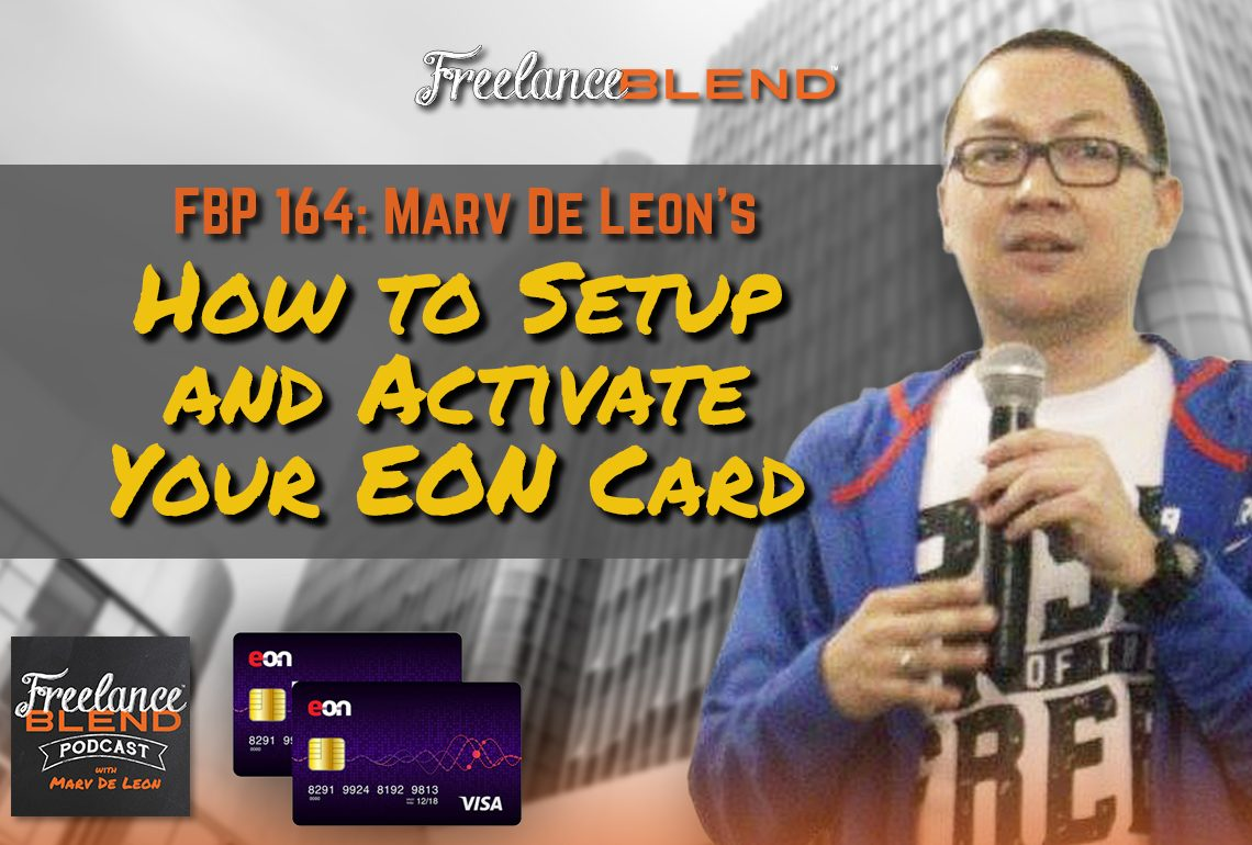 How to Setup and Activate Your Unionbank EON Card (FBP 164)
