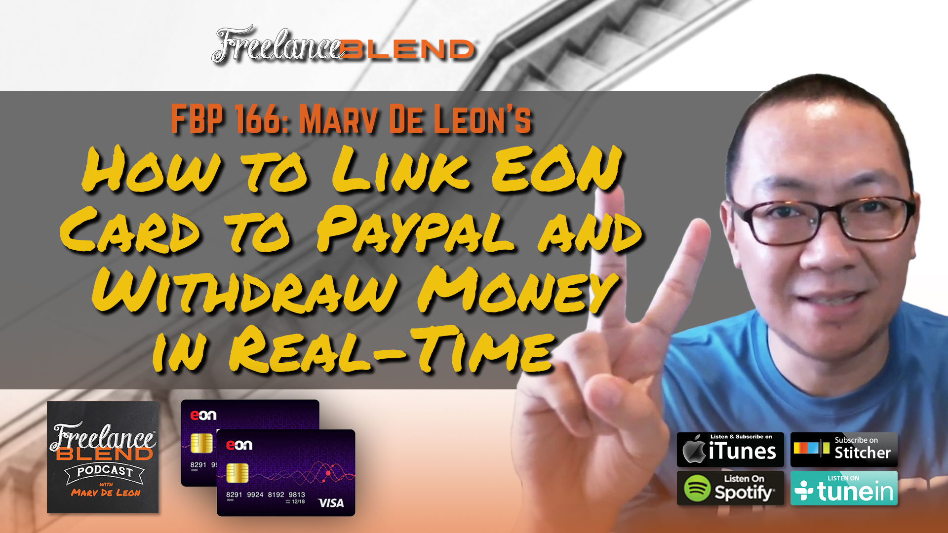 FBP 166 - Blog Post- link paypal with eon v2