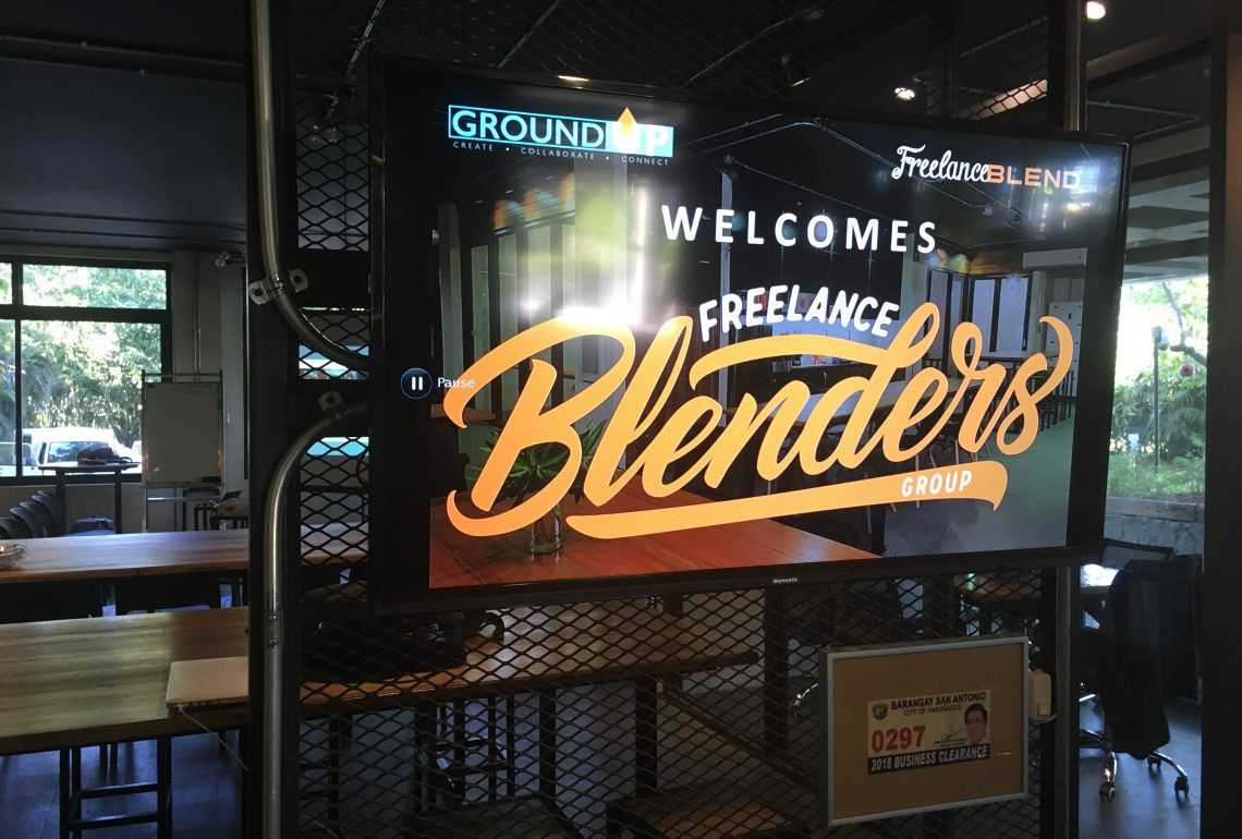 "A Post-Event Account of the ""Freelancer and Entreps"" Meetup"