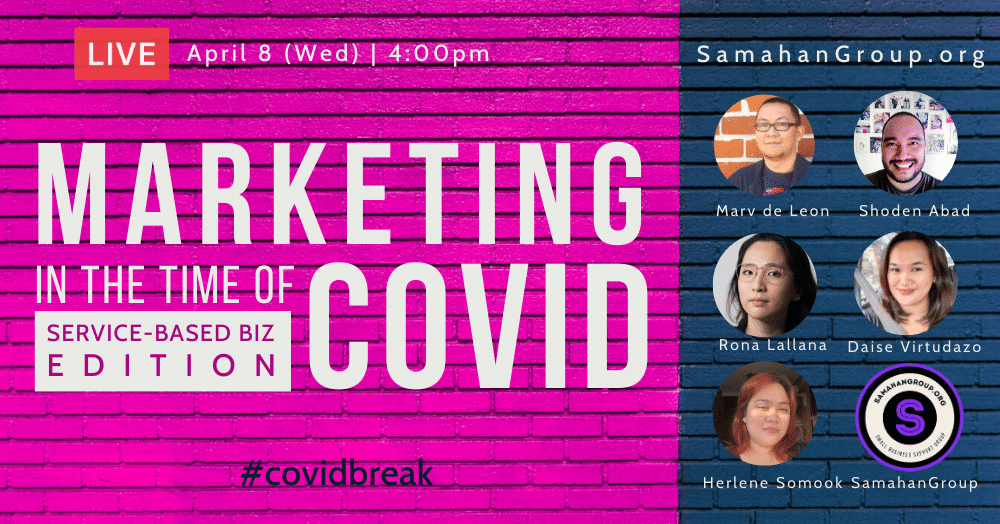 Marketing in The Time of Covid – Service-Based Biz Edition (FBP 185)
