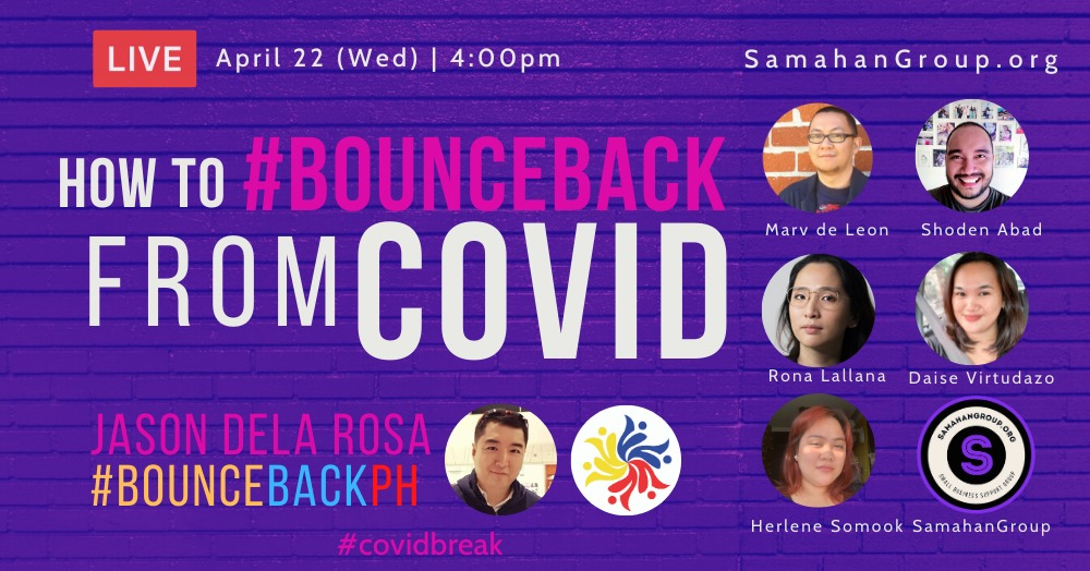 How Businesses Can Bounce Back From Covid with Jason Dela Rosa of Bounce Back PH (FBP 187)