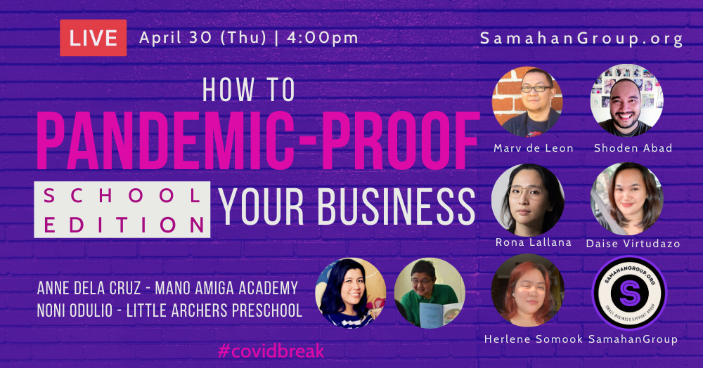 How to Pandemic-Proof Your Business – School Edition (FBP 188)