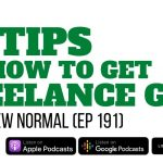 10 tips to get freelance gigs